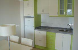 De keuken in appartement Esmeralda