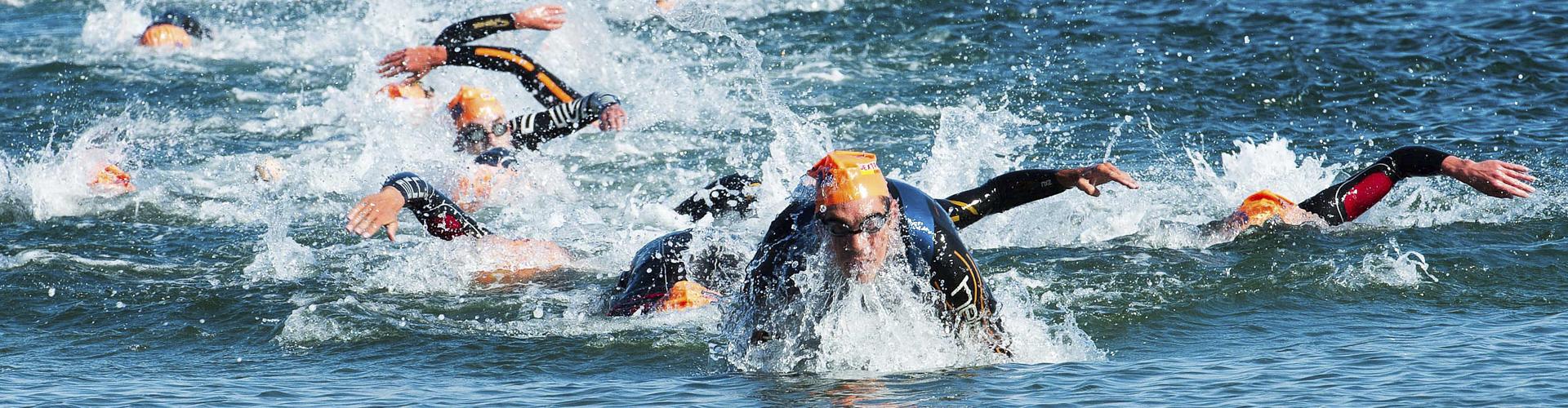 Zwemmen in Calpe